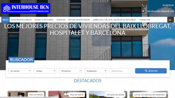 posicionamiento web agencia inmobiliaria